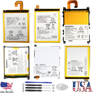 Details about New Original OEM Internal Battery Replacement for Sony Xperia  Z1 Z2 Z3 Z5 +Tools