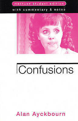 """""""VERY GOOD"""" Confusions (Student Editions), Ayckbourn, Alan, Book"""