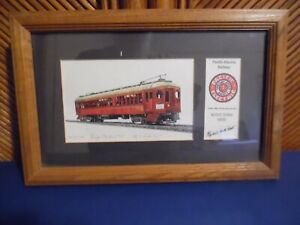 Pacific-Electric-Railway-Print-418-Signed-by-Michael-Scott-Kent