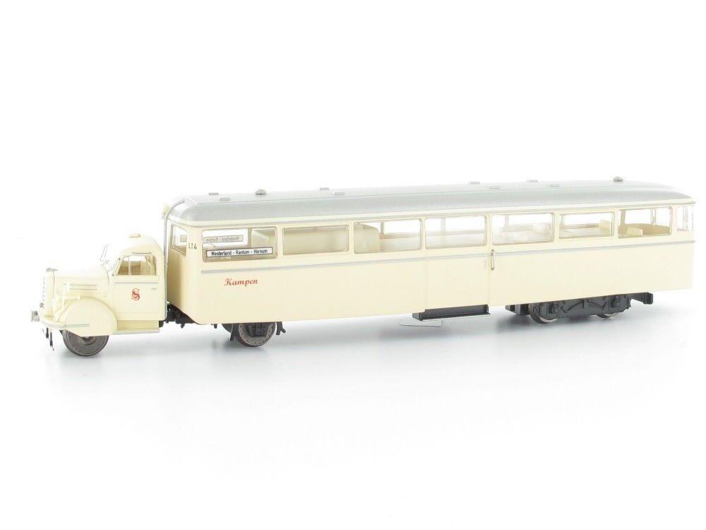 Brekina HO 64200 Borgward Sattel-Triebwagen Sylter Inselbahn NEU OVP  | Schöne Kunst