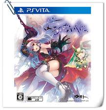 PSV Nights of Azure ENG / Yoru no Nai Kuni 無夜國度 日文 / 中文 SONY VITA RPG Games Gust