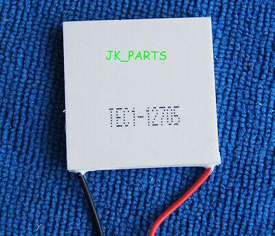 TEC1-12705 Heatsink Thermoelectric Cooler Cooling Peltier Plate Module 40x40mm