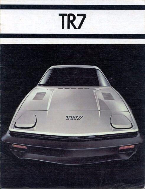 triumph tr7 tr8 parts manual tr 7 8 workshop manual 775pg for service &  repair
