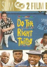Do The Right Thing / Get On The Bus Boxset DVD Original UK Release New Sealed R2