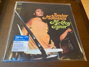 McCoy Tyner~Tender Moments~Blue Note Tone Poet~180g~SEALED NEW~Jazz bop~Morgan