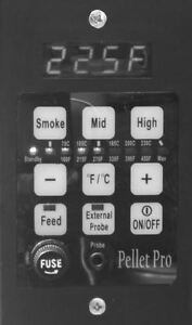 Details about PID Pellet Grill Controller for Traeger,Pit Boss,Camp  Chef,Pellet Pro w/ Adapter