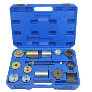 Details about Differential Rear Axle Bush Tools Mount Bushing Kit BMW E38  E39 E60 E61 E31