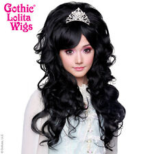 Gothic Lolita Wigs® Countess™ Collection - NOIR (Black Mix)