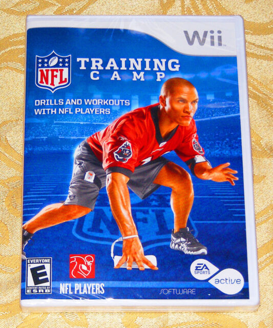 EA Sports NFL TRAINING CAMP Wii - Game Only