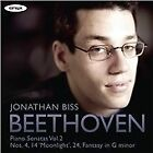 Ludwig van Beethoven - Beethoven: Piano Sonatas, Vol. 2 (2013)