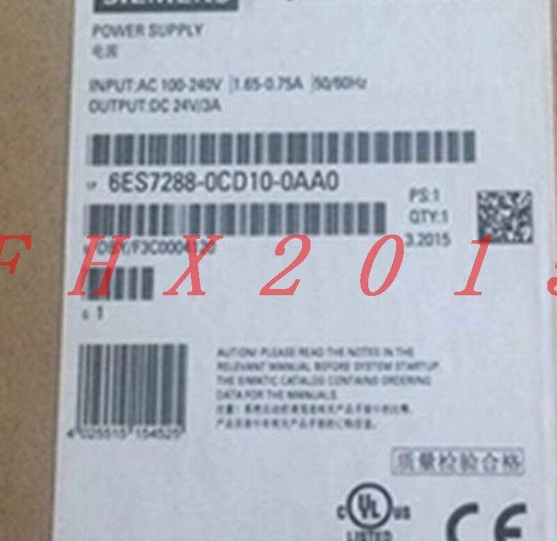 NEW Siemens 6ES7 288-0CD10-0AA0 6ES72880CD100AA0