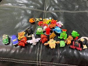 Kinder Joy Egg Toys Lot Animals Cars