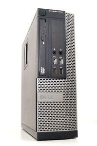 Ordinateur PC DELL Optiplex 7010 i3-3220/4GB/Win10Pro SFF (SANS DISQUE DUR)
