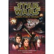 Star Wars The Thrawn Trilogy: Dark Force Rising Vol. 2 by Timothy Zahn (1992, Hardcover)
