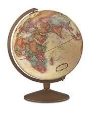 Replogle Franklin Desktop Globe - 12 Inch Diameter