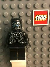 sh478 Black Panther Metallic Blue Claw Necklace LEGO Super Heroes