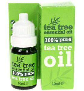 2-x-100-Pure-Tea-Tree-Essential-Oil-10ml-Antiseptic-Anti-Fungal-Anti-Bacteria