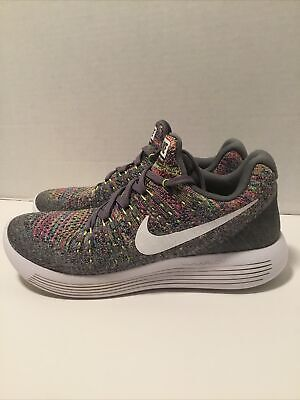 Nike Lunarepic Flyknit 2 Cool Grey