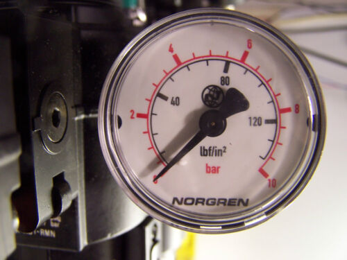 NEW 1//2 NORGREN EXCELON FILTER LUBRICATOR  B74G-4GK-RMN F74H-4GD-AP0 T74H4GAP1N