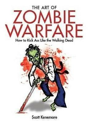 1 of 1 - The Art Of Zombie Warfare (Mammoth Books), Kenemore, Scott, New Book