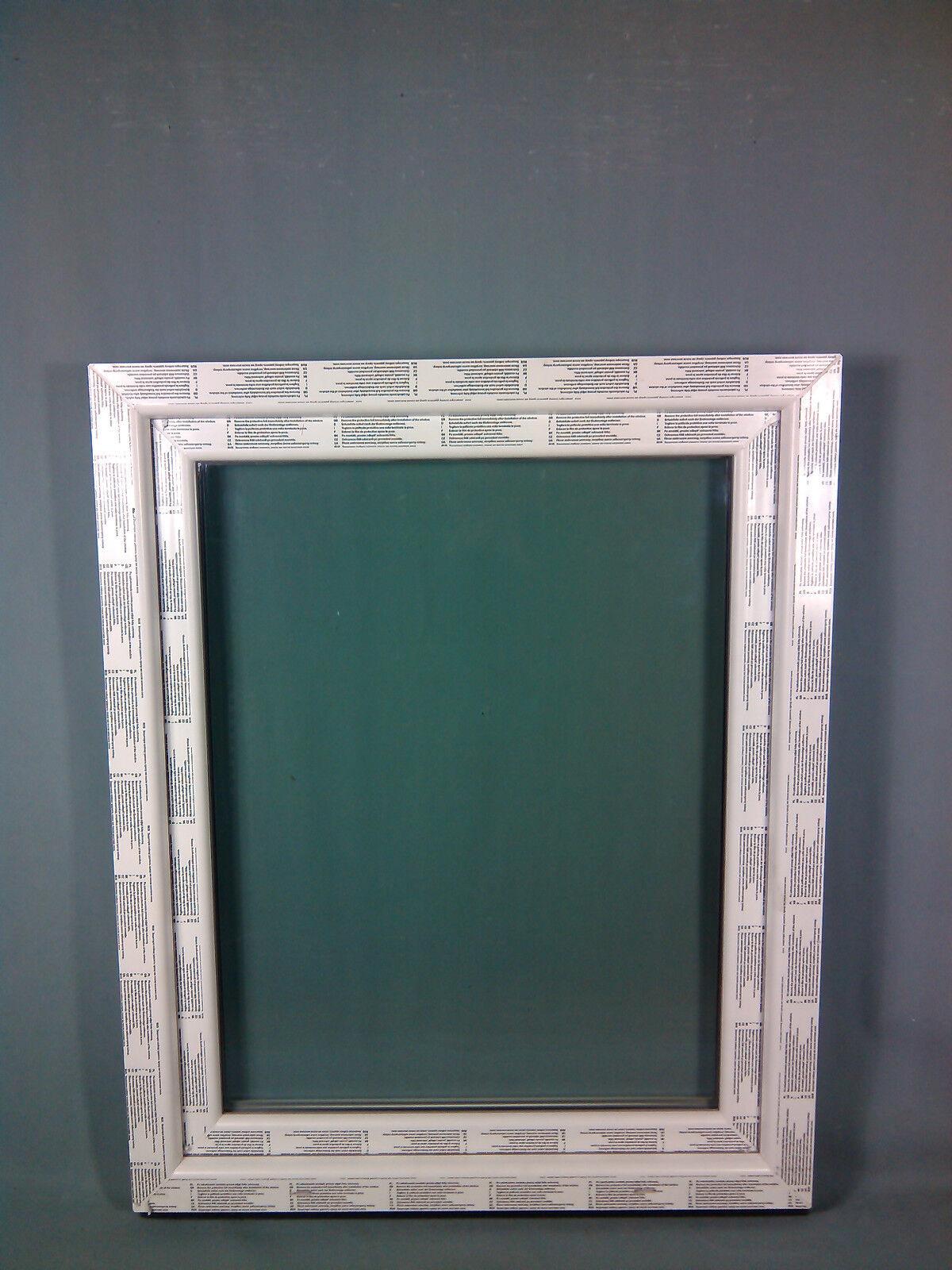 Kunststofffenster Fenster Salamander, 90x110 cm bxh, weiß