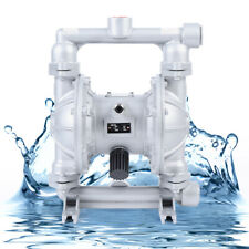 New Listing24 Gpm Air Operated Double Diaphragm Pump 1outlet Amp Inlet 12 Air Inlet 115psi