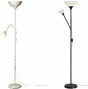 ikea not deckenfluter stehlampe standleuchte lampe leuchte leseleuchte ebay. Black Bedroom Furniture Sets. Home Design Ideas
