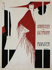 COMMERCIAL ADVERT ANDREASEN LACHMANN POSTERS DENMARK POSTER ART PRINT BB1650A