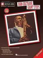 John Coltrane Giant Steps Jazz Play Along Book And Cd 000843234