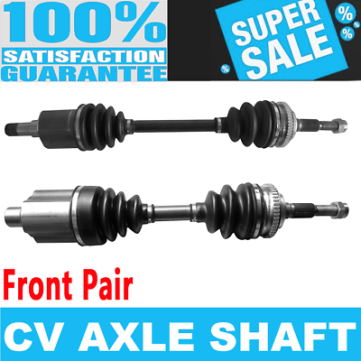 Left or Right Front Driver or Passenger Side GSP NCV10585 CV Axle Shaft Assembly