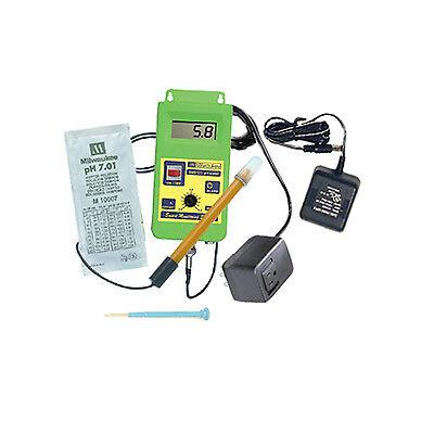 MILWAUKEE SMS122 Regolatore PH / CO2 Modifica con Co2 il Ph in acquario sms 122