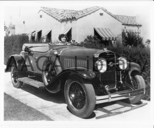 Picture Factory Photo 1927 Cadillac LaSalle V8 Roadster Ref. #52403