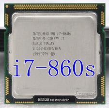 Intel Core i7 860S 2.53 GHz Quad-Core (BV80605003210AD) Processor