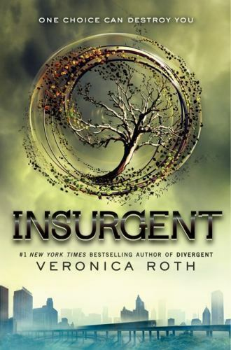 Divergent / Insurgent by Veronica Roth HARDCOVER 2012