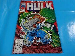 the-incredible-hulk-342-issue-marvel-Comic-book-1st-print