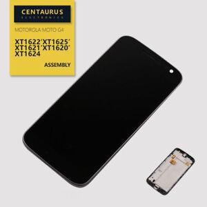 US-For-Motorola-G4-XT1625-XT1621-XT1624-Frame-LCD-Screen-Display-Touch-Digitizer