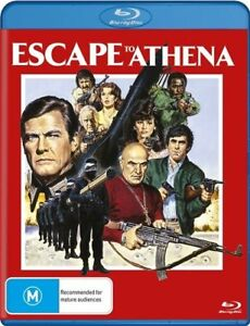 Escape-To-Athena-Blu-ray-2009-Roger-Moore-War-Movie