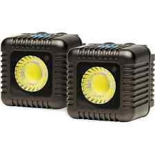 Lume Cube 1500 Lumen LED Light Twin Pack - Gunmetal Grey