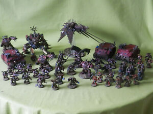 MANY UNITS TO CHOOSE FROM WARHAMMER 40K CHAOS SPACE MARINE //DEATHGUARD ARMY