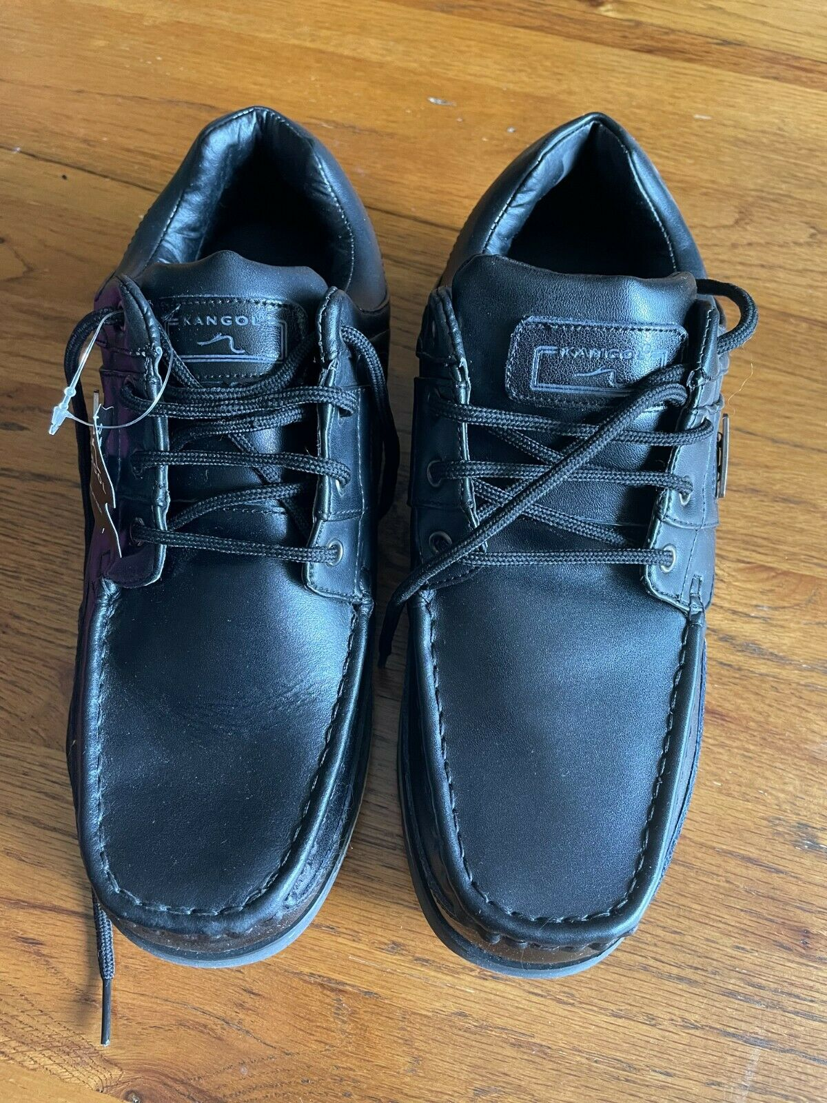 Kangol BTS Stenor Mens Shoes in Black UK Size 8