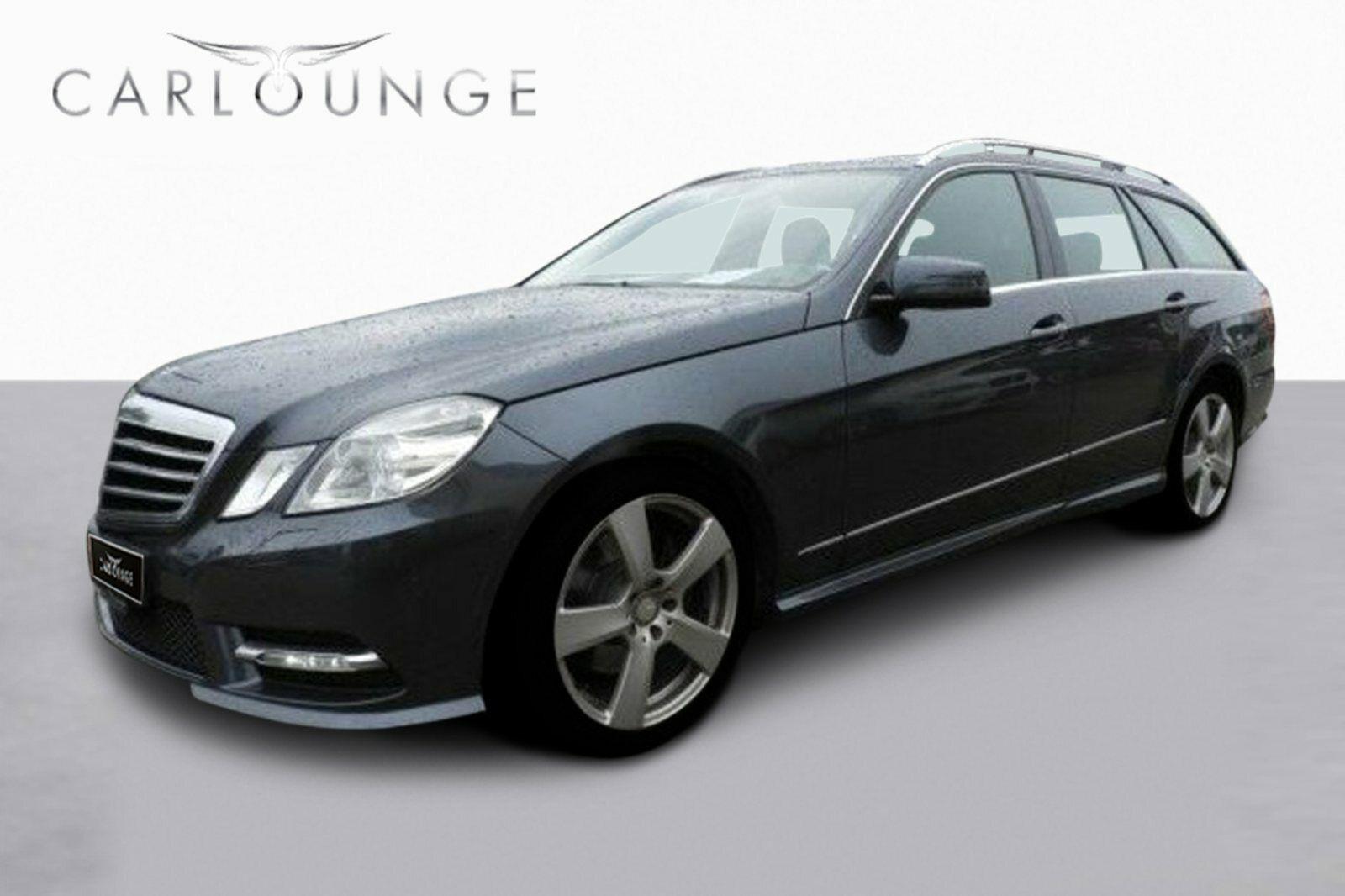 Mercedes E200 2,2 CDi AMG Line stc. aut. 5d - 1.863 kr.