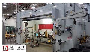 Robotic-Mig-Welding-Cell-2-Station-Yaskawa-MA1400-Robots-amp-Dual-Postioners