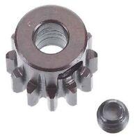 Tekno Pinion Gear 12t Mod 1 5mm Bore Hardened Steel M5 Set Screw Tek Tkr4172