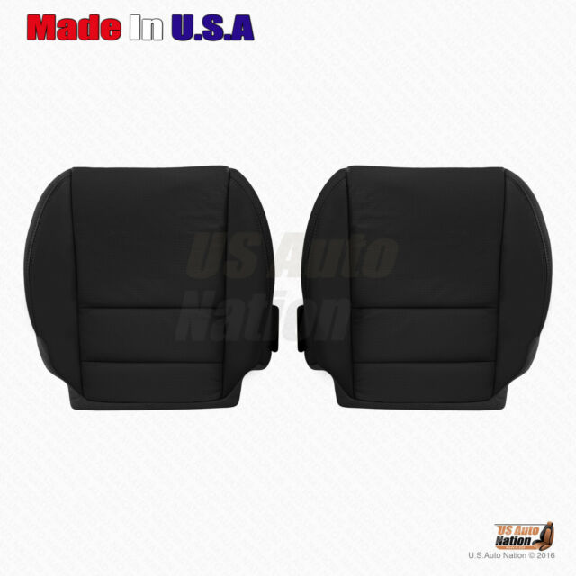 LEFT/RIGHT Bottom Perforated Leather Cover For 2007 08