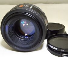 PENTAX SMC- F 50mm F1.7 Lens Auto Focus                        Free Shipping USA