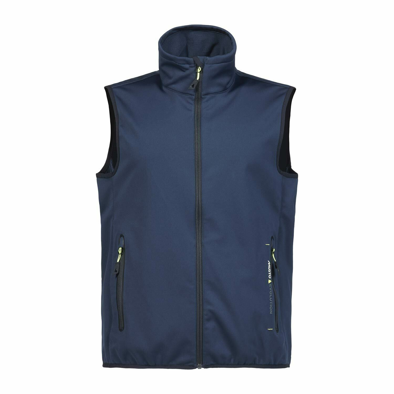 Musto Crew Softshell Gilet - True Navy