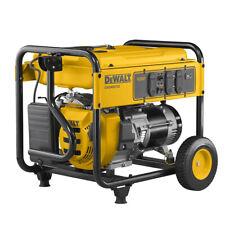 Generac 5000 Watt 10HP Portable Generator 6250 Surge Watts