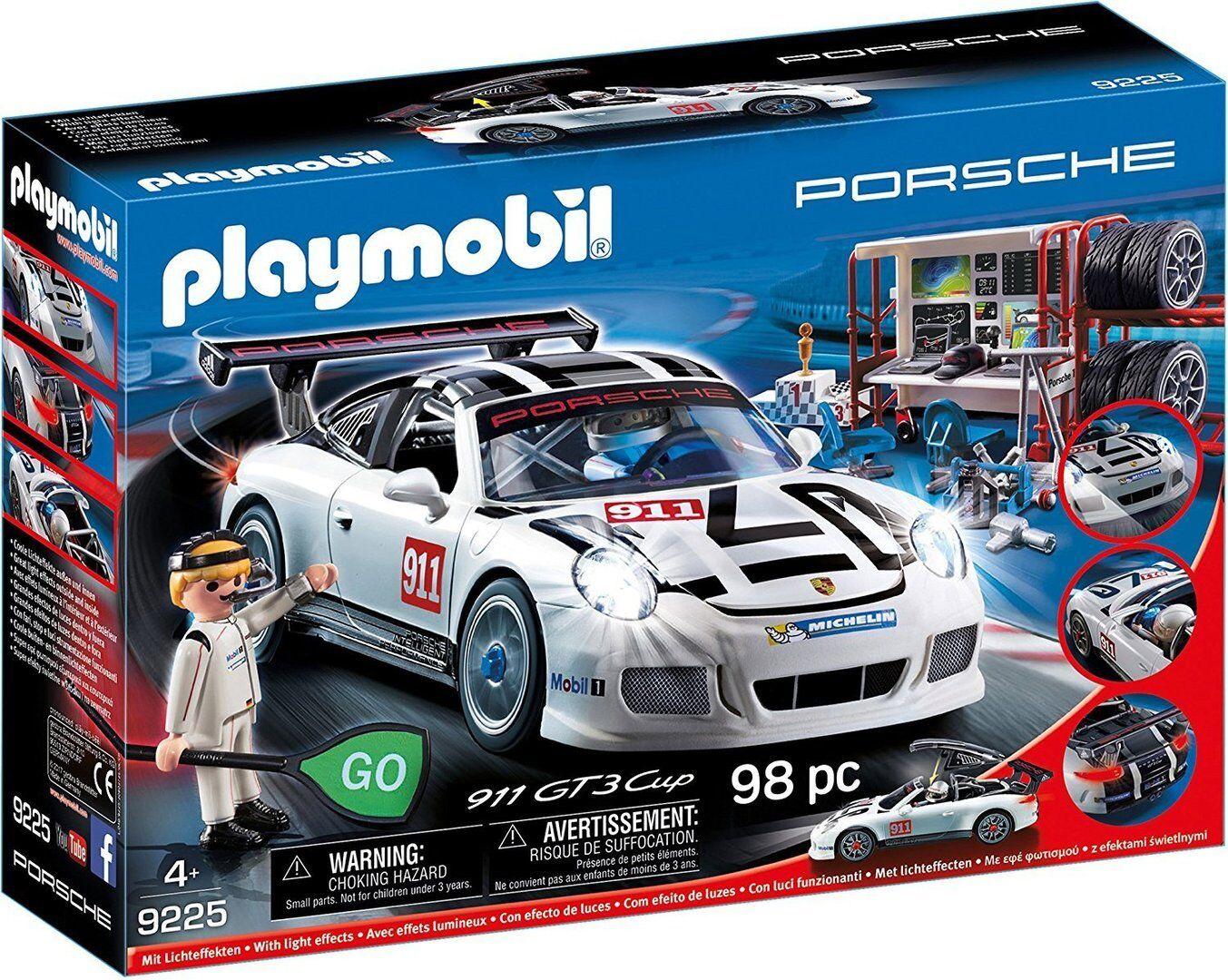 Playmobil Playmobil Playmobil 9225 - Porsche 911 GT3 Cup - NUEVO  precios ultra bajos