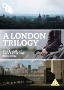 Nuevo-Un-Londres-Trilogy-The-Peliculas-De-St-Etienne-2003A-2007-DVD