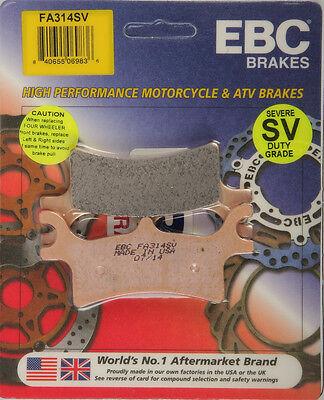 Rear Brake Pads For Polaris Sportsman 800 6x6 Big Boss 2009 2010 2011 2012 2013